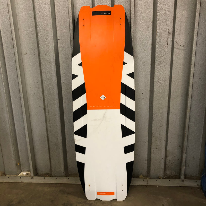 USED RRD Bliss V6 LTD 138x42 Kiteboarding Board, 2019 front