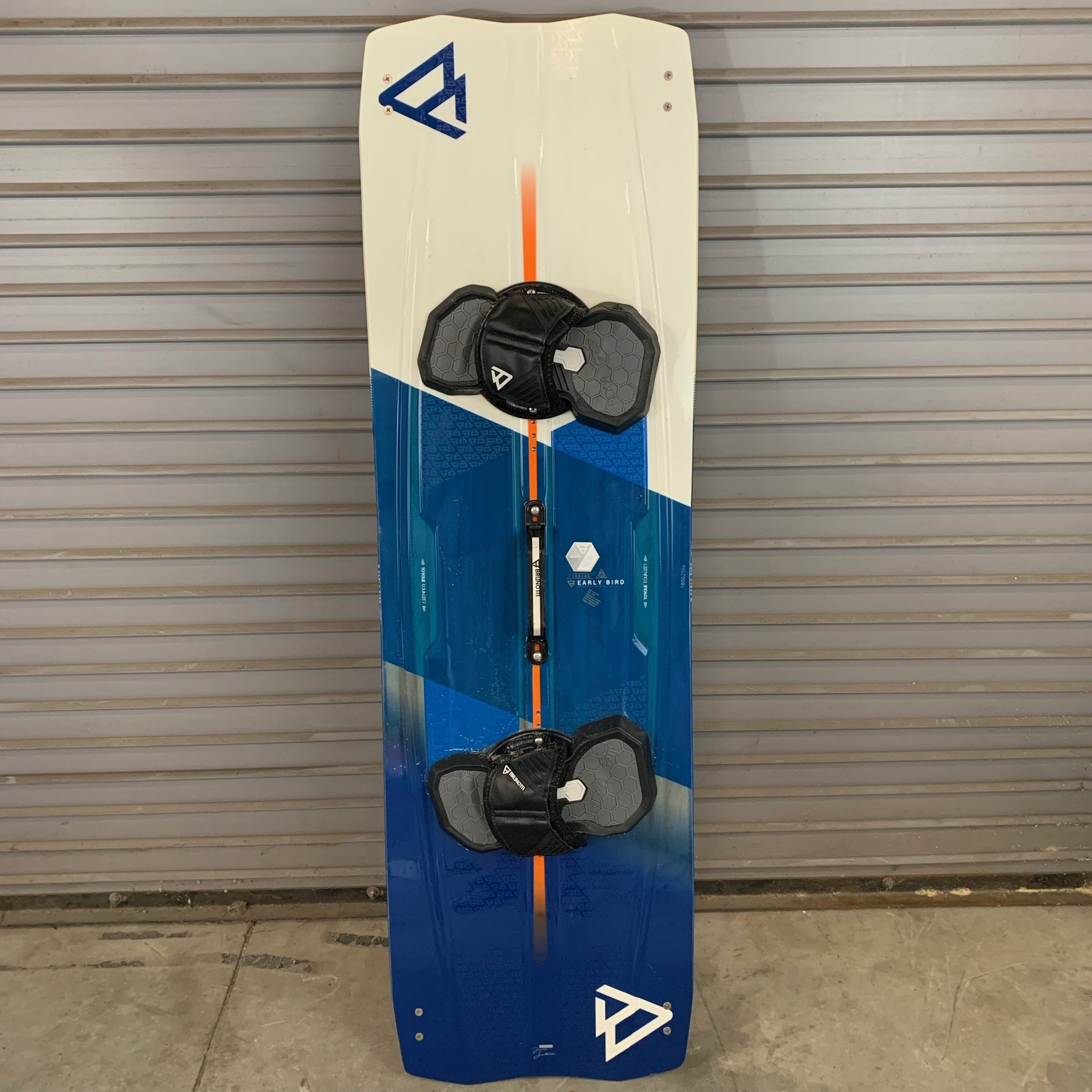 USED Brunotti Early Bird 150x45 Complete Kiteboarding Board, 2018