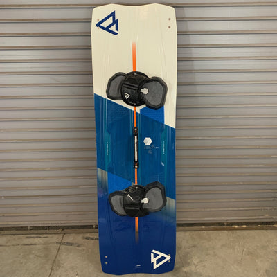 USED Brunotti Early Bird 150x45 Complete Kiteboarding Board, 2018 front