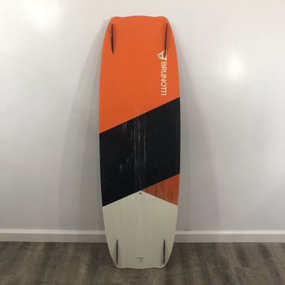 USED Brunotti Buster Kiteboarding Board 142x42.5 back