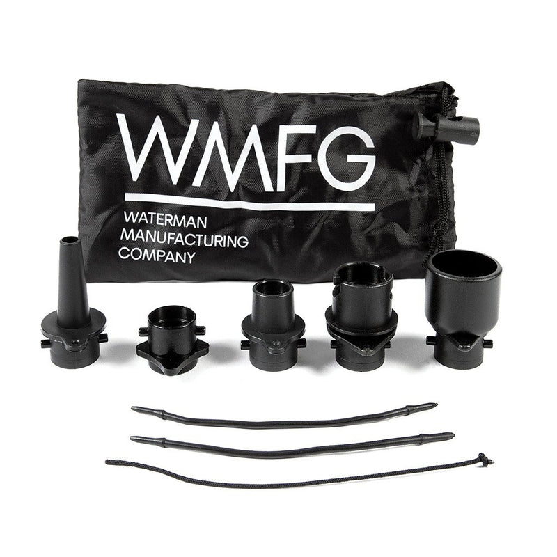 WMFG Standard Hose and Nozzle Kit Bayonet Fitting full kit