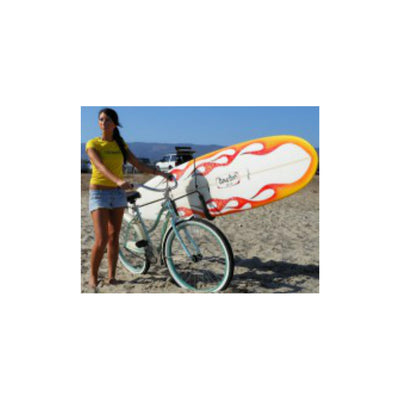 Paradise Bicycle Side-Ride Surfboard Rack
