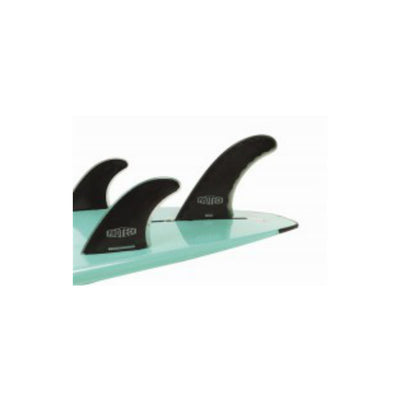 "Pro Teck Performance Longboard 9"" Center Box Fin By Surfco Hawaii"