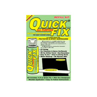 QUICK FIX REFILL KIT 4.5OZ. BY SURFCO HAWAII
