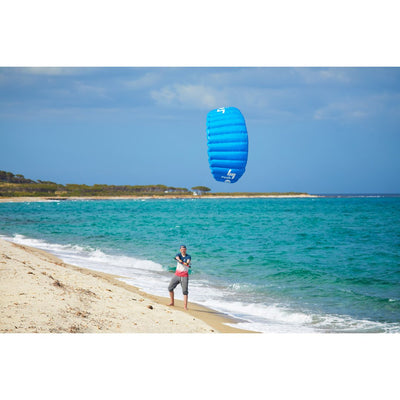Rush V Pro 300 3-Line Trainer Kite, Beach Flying