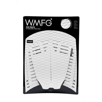 WMFG Classic Six Pack Traction 2.0 white