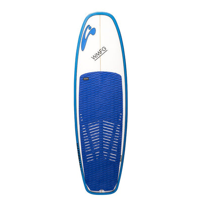 WMFG Stubby Six Pack Traction 2.0 blue board