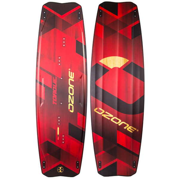 Ozone Torque V1 Performance Freestyle-red