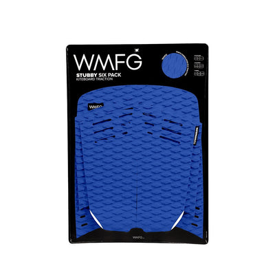 WMFG Stubby Six Pack Traction 2.0 blue diamond
