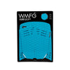 WMFG Stubby Six Pack Traction 2.0 teal diamond