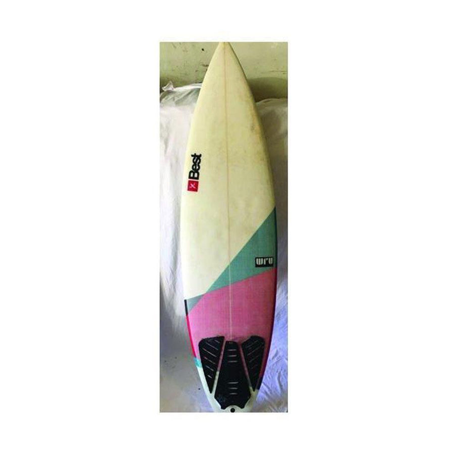 "USED Best Session Pro Surfboard 5'11"", 2015"