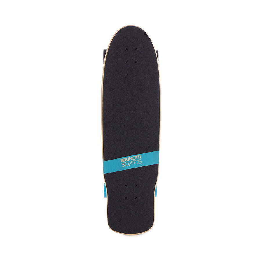 Brunotti Buzzer Longboard front and back