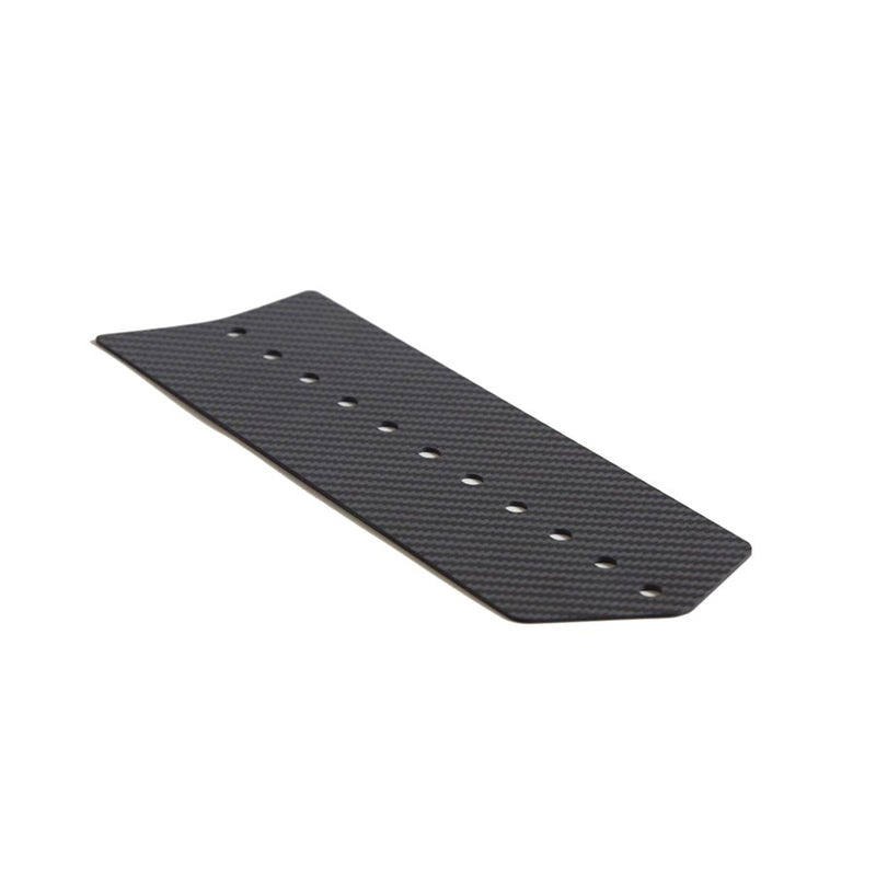 Carbon Tail Kick Pad Circuit Plate