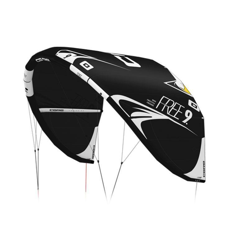 Core Free 12.0 Kiteboarding Kite, 2018, Now On Sale!