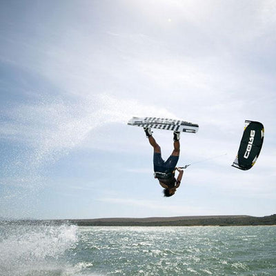 2020 Core GTS5 Kiteboarding Kite Action