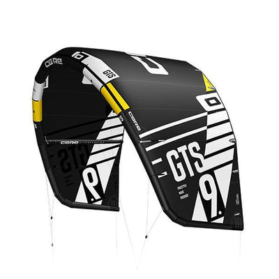 2020 Core GTS5 Kiteboarding Black Kite