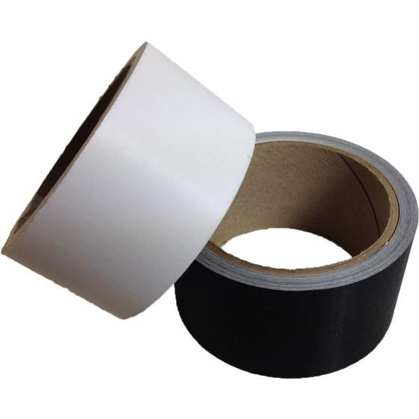 "Fix My Kite 2"" Ripstop Nylon Sail Tape - by the foot (clear white or black)"