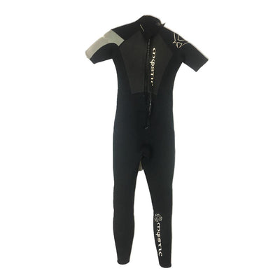 USED Mystic Star Shortsleeve Wetsuit 3/2 Back