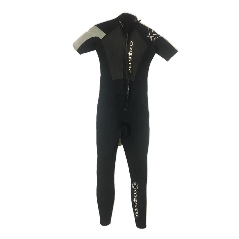 USED Mystic Star Shortsleeve Wetsuit 3/2 Front