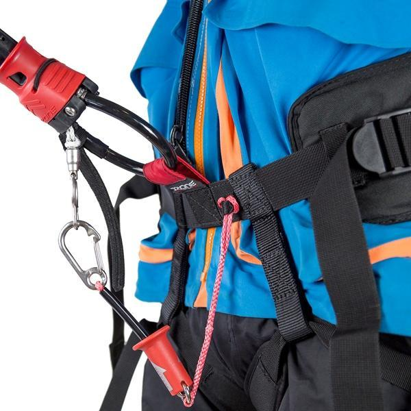 Ozone Ozone Connect Backcountry Harness with loop HARNESSES