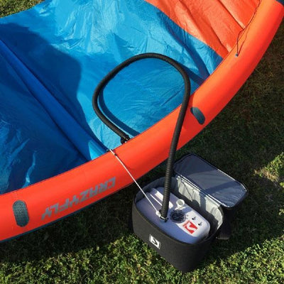PKS Bravo 20-1 Electric Pump WINDSURF & KITEBOARD ACCESSORIES