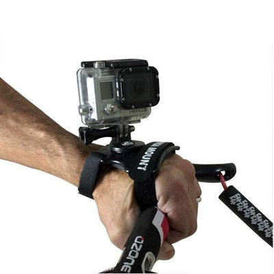 PKS Versa Mount - Hand Mount for GoPro (360° Swivel) ACCESSORIES