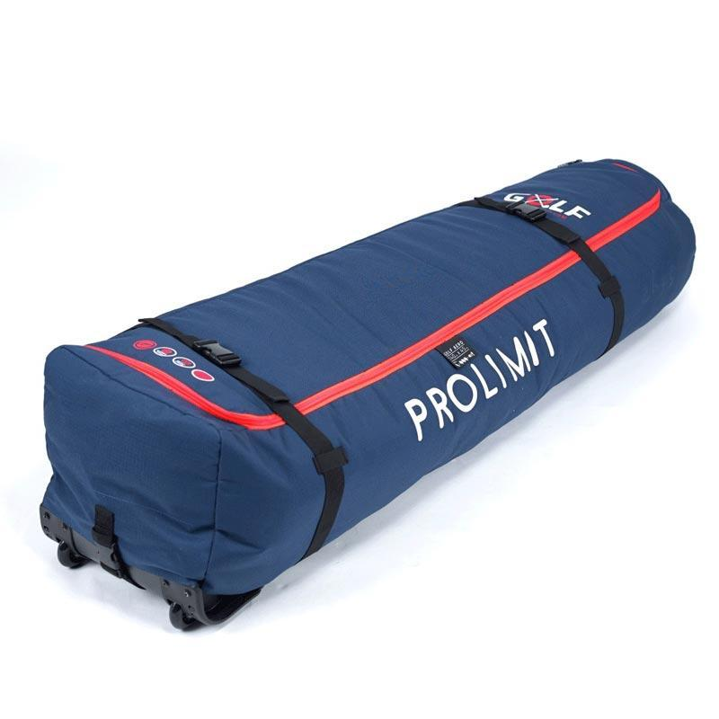 Prolimit Aero Kiteboarding Golf Bag for Travel with Wheels, 2018