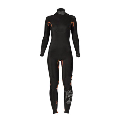 RRD RRD Amazone 5/3 Chest Zip Women's Wetsuit, 2017 wetsuit