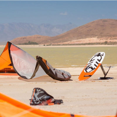 Hydrofoil Emotion Kiteboarding Package - On the Beach
