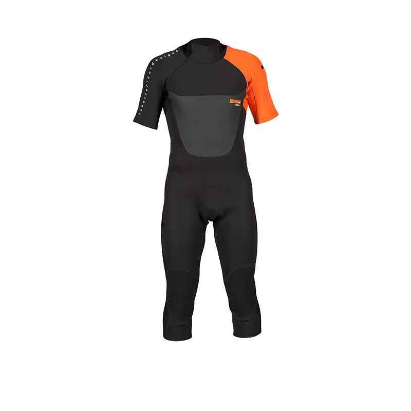 RRD Zero Backzip 3/2 Short Sleeve Over Knee Wetsuit, 2017