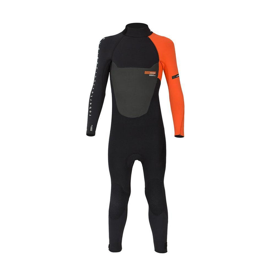 RRD Zero Junior Backzip 4/3 Kiteboarding Wetsuit, 2017