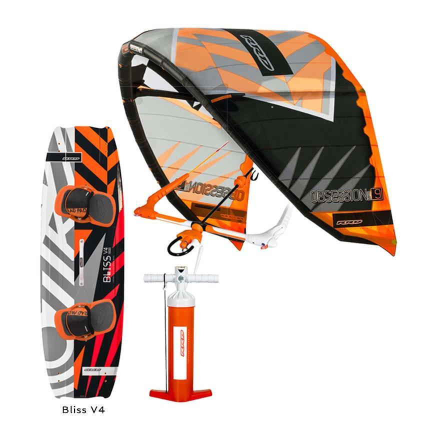 Session Obsession Kiteboarding Package