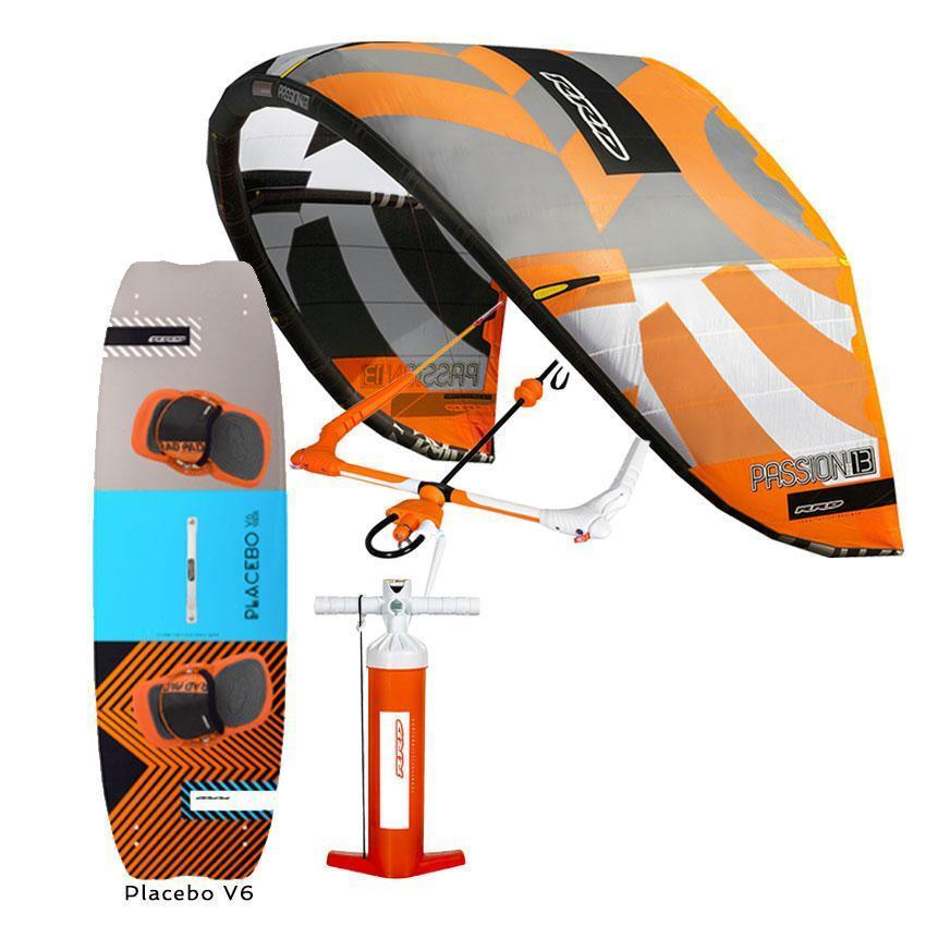 RRD Session Passion Starter Package - Beginner Kiteboarding Package KITEBOARDING PACKAGE