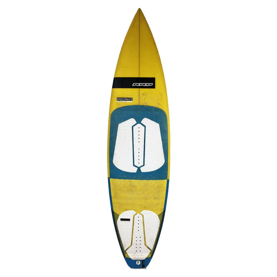 USED RRD Maquina Surfboard  Front