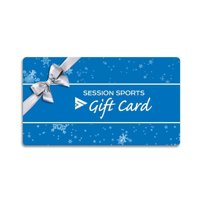 Session Sports Gift Card Gift Card