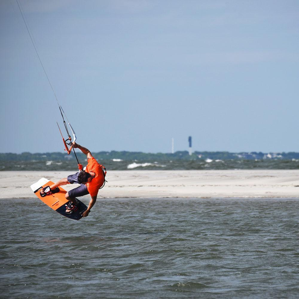 Session Sports Intermediate Kiteboarding Package | 6HR Service