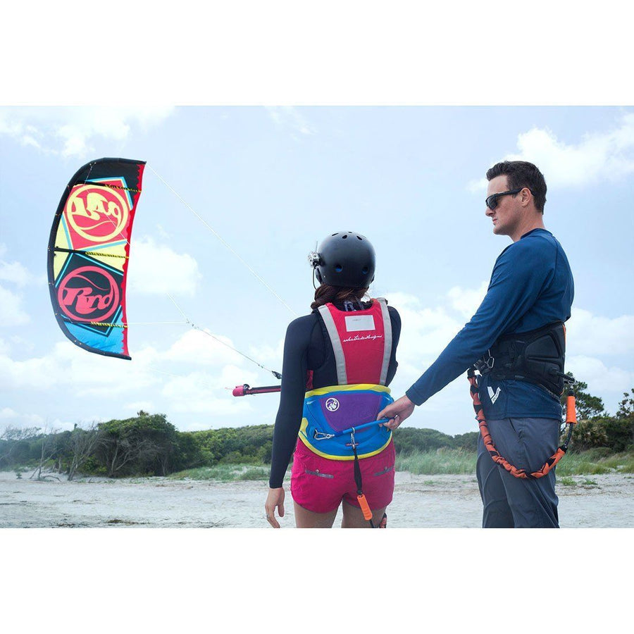 Session Sports Kite Session kiteboarding Beginner Lesson | 4HR Service