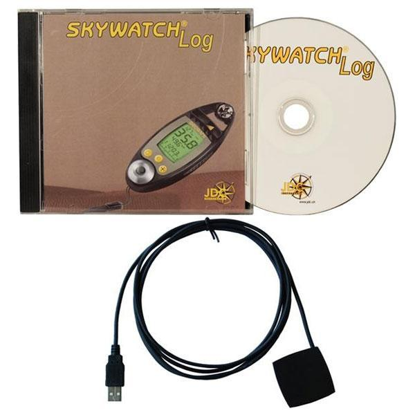Skywatch USB Sensor Interface and Software for computer download and logging