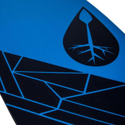 Tona Flow 2.0 Wakestyle Kiteboard (Board and fins only) - Blue Bottom