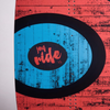 Tona Joy Ride Freestyle Kiteboard (complete) - Chilly Red Graphics