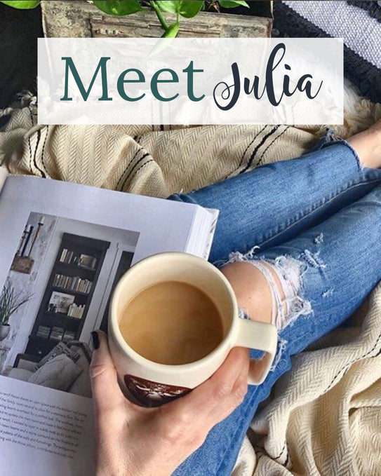 Meet Julia the March box inspirer