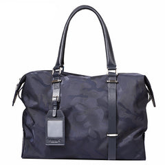 Camo Water-Resistant Messenger Bag