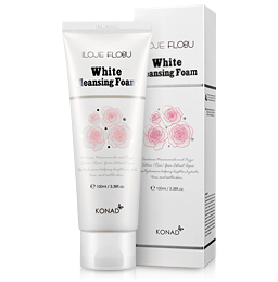 Iloje Flobu - White Cleansing Foam