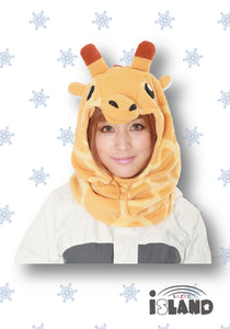 Giraffe Neckwarmer OUTLET SALE