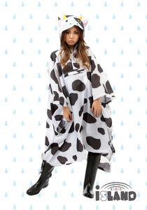 Cow Poncho OUTLET SALE