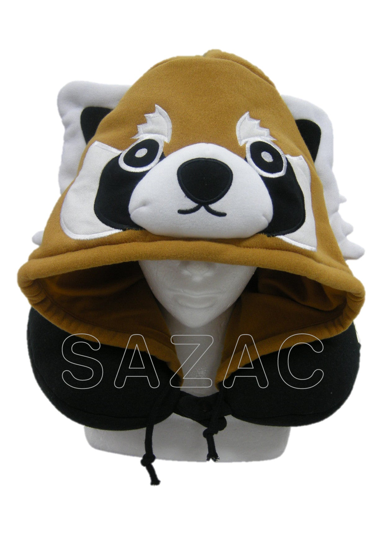 Lesser Panda (Red Panda) Neck Pillow OUTLET SALE