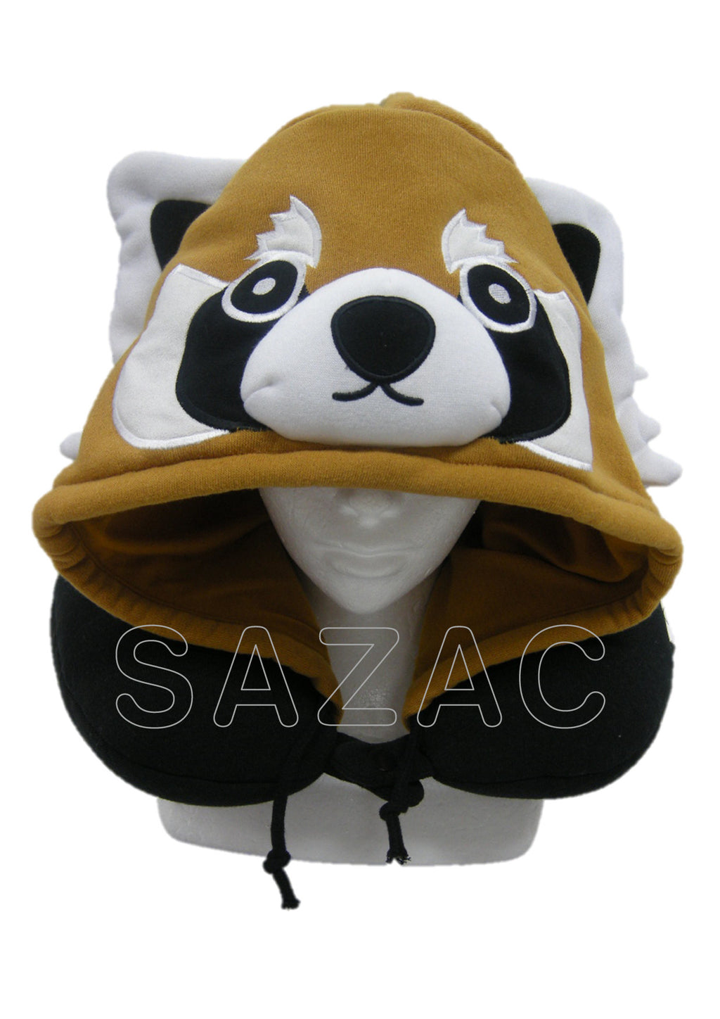 Lesser Panda (Red Panda) Neck Pillow