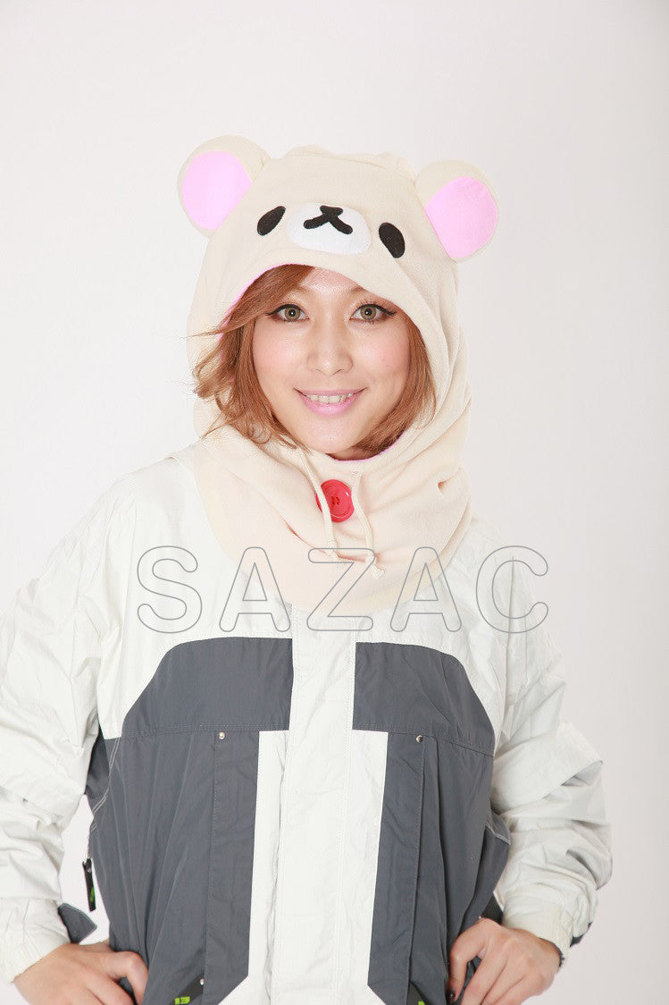 Korilakkuma Neckwarmer OUTLET SALE