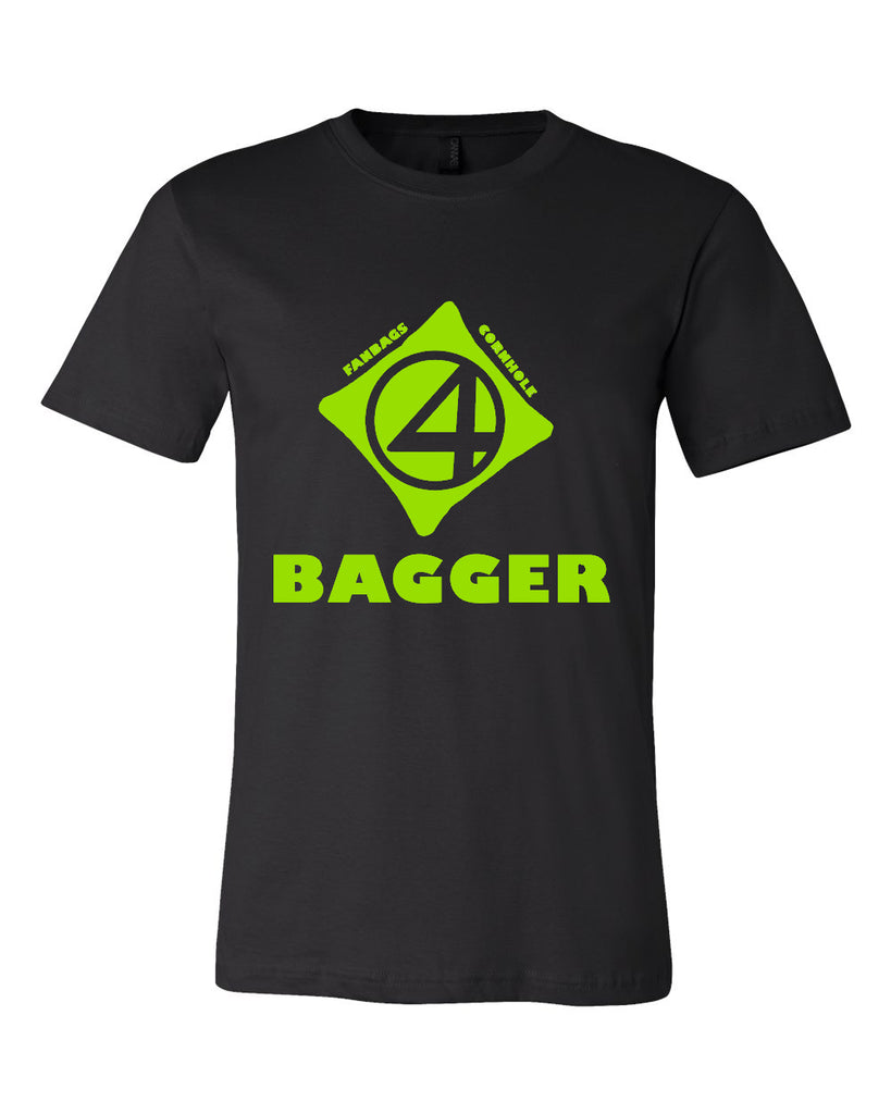 4Bagger Cotton Tee Shirts - FanBags Cornhole