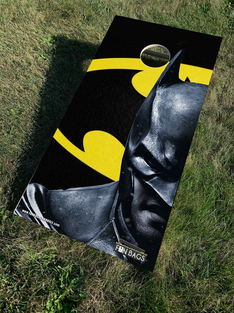 BATMAN VS JOKER CORNHOLE SET